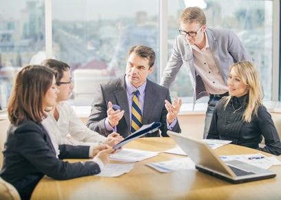 Konflikte-Management in Teams - Deiser-Consulting.com